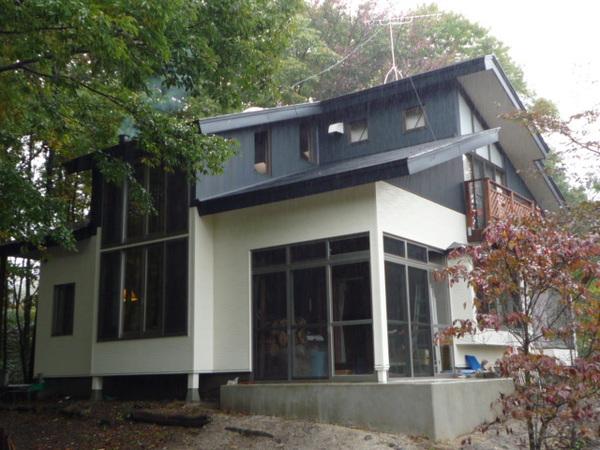 外壁屋根の張替リフォーム、ついでに窓、断熱施工も。