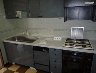 中古マンションのキッチンを対面に出来た成功例のサムネイル