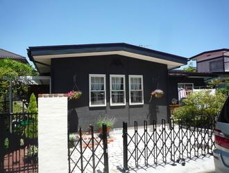 築40年以上の平屋建て住宅の外装、内装リフォームのサムネイル